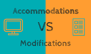 Accommodations versus Modifications with English Language Learners
