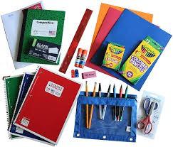 School Supply Pickup