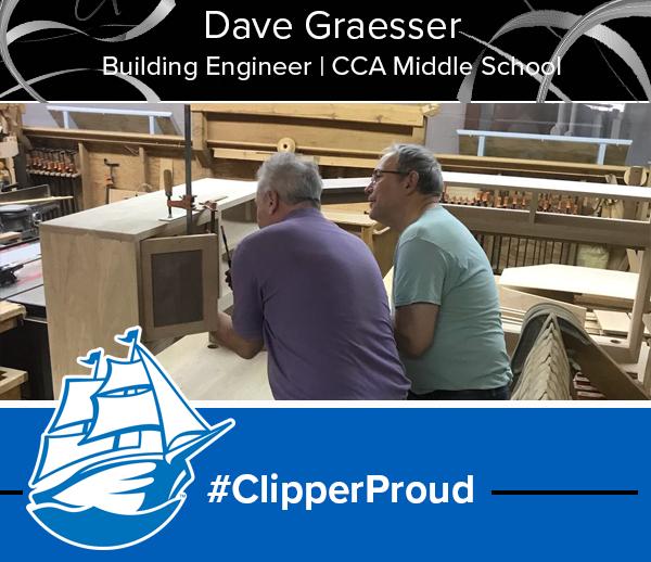 Dave Graesser Staff Spotlight