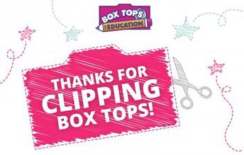 Love Those Box Tops!