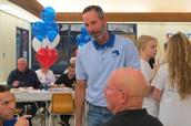 Trustees Participate in Honoring Veterans