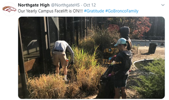 Community Campus Cleanup
