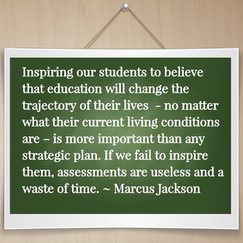 Inspire your students!!!