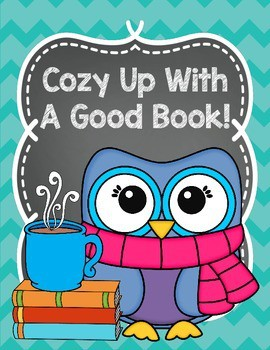 Warwick Winter Reading Challenge - Cozy up with a good book!