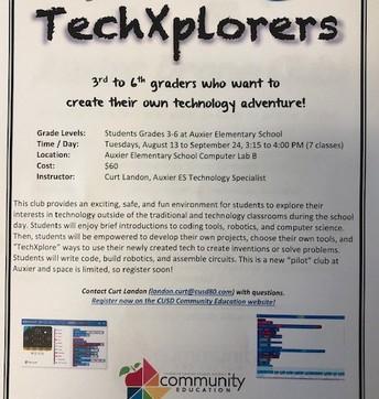 Tech Xplorers