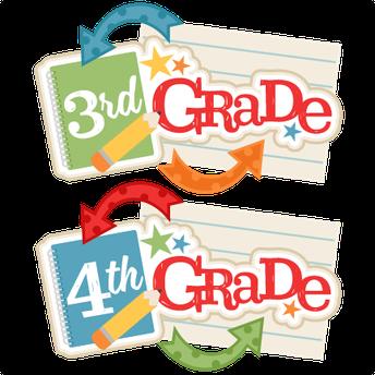 3rd/4th Grade