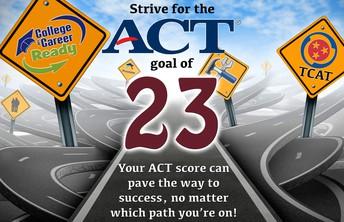 ACT Senior Retake Day