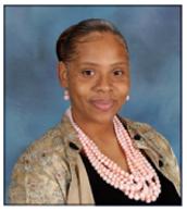 Mrs. Robinson our Vice-Principal