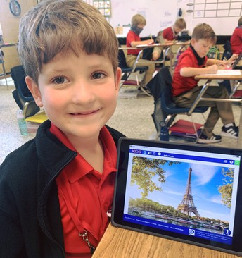 2ND GRADE RESEARCH PROJECT