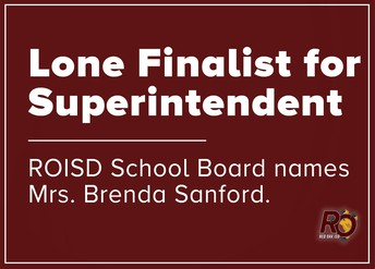 Red Oak ISD School Board names a lone finalist for superintendent