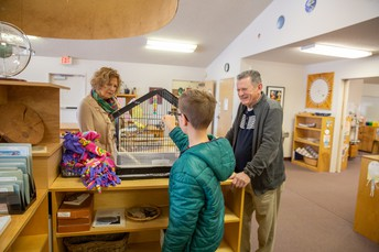 Add Montessori Matters Recipients