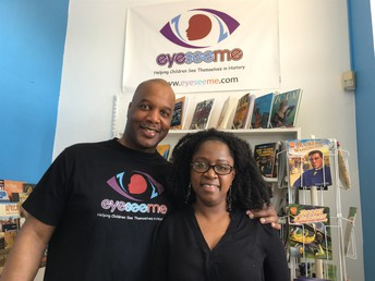 Jeffrey and Pamela Blair-EyeSeeMe Book Store