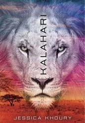 New title - Kalahari by Jessica Khoury
