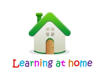 Learning at Home Letters