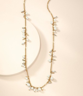 Eve Stations Necklace