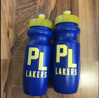 PL Water Bottles