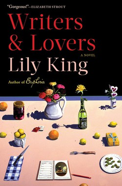 Writers and Lovers by Lily King (ebook only)