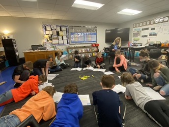4th Grade Earth Day Reader's Theater