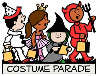 Cliffwood's Annual Halloween Costume Parade
