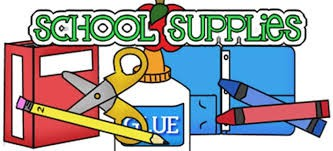 Please look at our website to find the supply lists for the upcoming school year!