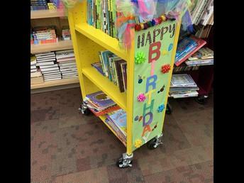 Birthday Books For Chisholm Students