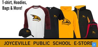 JPS E-Store for School Swag