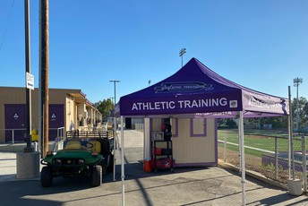 Athletic Training Services w/ Mr. Chase Paulson