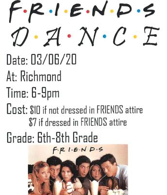 Richmond Dance-March 6