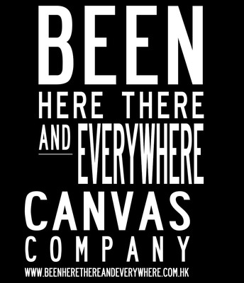 Been Here There and Everywhere Canvas Company