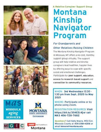 Montana Kinship Navigator Program