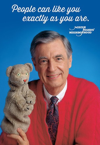 Who was Fred Rogers and what was Mr. Rogers Neighborhood?