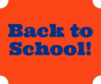 Halo Highlight: First Week of School Schedule