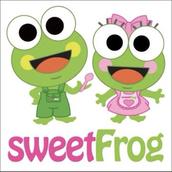 Sweet Frog!