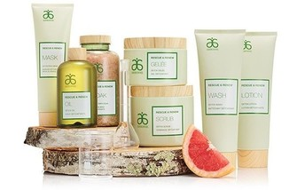 Rescue & Renew Arbonne's Spa Line