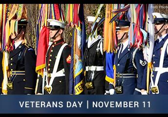 Veterans Day - November 11th