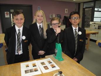Year 7 - Design and Technology