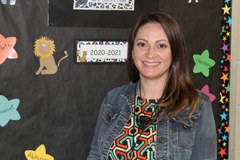 MUSTANG SPOTLIGHT - MRS. LEANNE AMBROZIAK, GIFTED INTERVENTION SPECIALIST AT WHITNEY ELEMENTARY SCHOOL