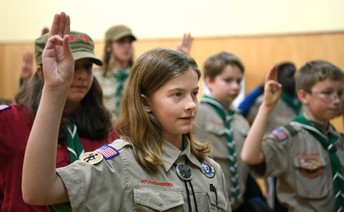 Feb. 1st, Boy Scouts Open to EVERYONE