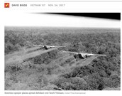 Vietnam Alum in The New York Times