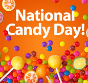 National Candy Day