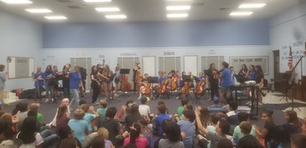 Margarita Middle School Strings Program