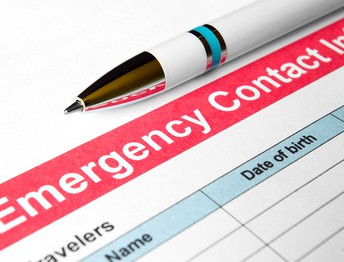 New Online Emergency Form