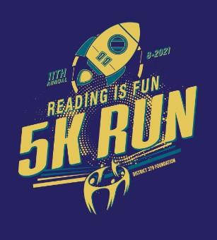 Reading is Fun 5K