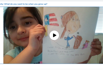 How will my decisions affect my future? What do I want to do when I grow up?