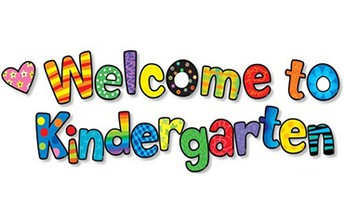 Welcome to Kindergarten Gathering-Monday, August 20th 2:00pm-3:00pm (in Kindergarten classroom)