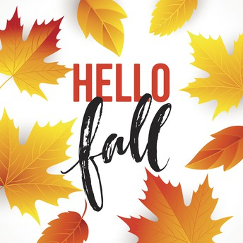 First Day of Fall - - - September 22nd