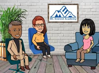 MEA Online Parent Lounge