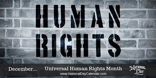 Great Reads: December is Universal Human Rights Month