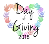 DAY OF GIVING - FRIDAY, APRIL 27