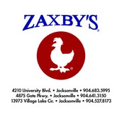 Spirit Night at Zaxby's: Tuesday, April 11th